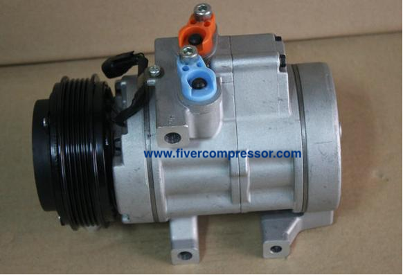 Ford Expedition 5.4 V8 A/C Compressor 9L14-19D629-AA - 副本 - 副本