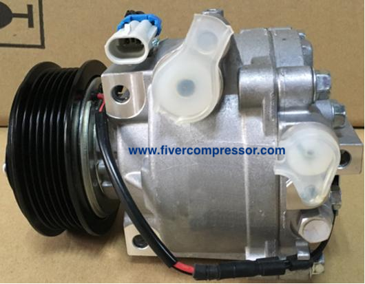 Automotive A/C Compressor Manufacturer of 95059820 / AKT200A409  for Opel Mokka and Chevrolet Trax