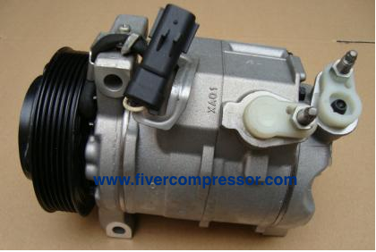 A/C Compressor 447280-0150/ 55111425AC for Dodge Journey
